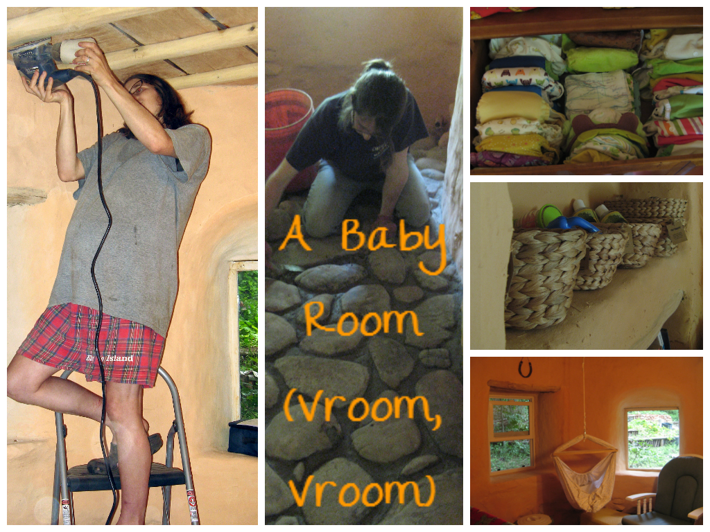 A Baby Room- Vroom Vroom